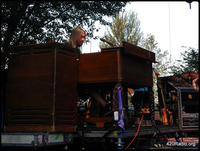 Furthur - McMenamins Edgefield Amphitheater Troutdale, Oregon - 07/18/12