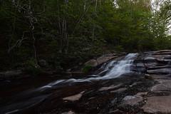 Santa Fe waterfall (Hachimaki123) Tags: paisaje landscape montseny parcnaturaldelmontseny santafe santafedelmontseny cascada water waterfall agua