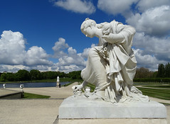 Chantilly '17 (faun070) Tags: chateaudechantilly chapu statue sculpture proserpina