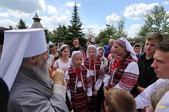 106. The Feast of All Saints of Russia / Всех святых Церкви Русской 18.06.2017
