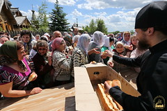 101. The Feast of All Saints of Russia / Всех святых Церкви Русской 18.06.2017