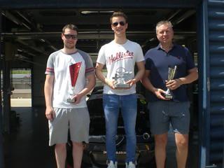Alfa Romeo Championship - Rockingham 2017