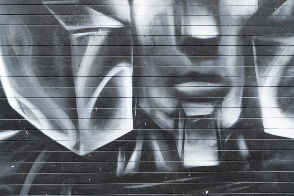 STREET ART AND GRAFFITI IN BELFAST [ANYTHING BUT THE FAMOUS MURALS]-129167