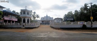St Mary's Church, Ponganamkad, Thrissur 1