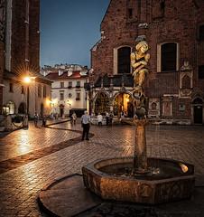 Casco antiguo de Cracovia (Javier Martinez de la Ossa) Tags: cracovia javiermartinezdelaossa krakow poland polonia polska
