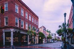 Downtown Charleston-195 (King_of_Games) Tags: charleston chs southcarolina sc downtown rain rainyday kingstreet kingst preservationsocietyofcharleston