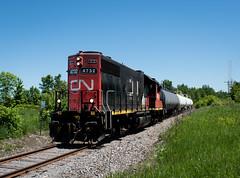 CN 589 in Arnprior