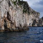 Au fil des grottes, côte orientale, Capri, Campanie, Italie. thumbnail