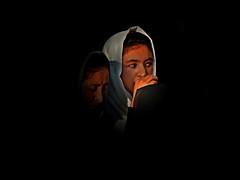 Spotlight ! (Lopamudra !) Tags: lopamudra lopamudrabarman lopa ladakh leh festival human lady portrait image picture beauty elegant woman beautiful pretty colour colourful civilisation civilization streetphotography photography india himalaya himalayas jk photographicexperiment filter shine lightandshade light aura veil indian face native mountainpeople people