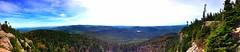 Crane Mountain Panorama (matthewryanmcevoy) Tags: adirondack newyork upstate d5500 nikdond5500 nikon mountain nature wildlife panoramic panorama pano cranemountain