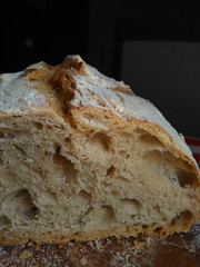 Huge bread (yeast) (Elise de Korte) Tags: fr france frankrijk ldf lafrance lenovo bake bakery bakken bread brood cuire gist mobiel pain