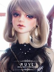 Romantic eyes (= ann =) Tags: volks bjd balljointed doll superdollfie sd16 oliviamorgan couture