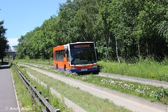 Centrebus 707 K4YCL (Andy4014) Tags: centrebus luton dunstable busway k4ycl