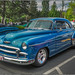 Blue Chevy Front