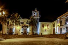 Iglesia de San Francisco - Garachico, Tenerife (dejott1708) Tags: johni garachico tenerife san francisco iglesia church place plaza night shot hdr long exposure architecture