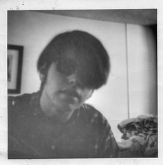 Me at age 19 (bunæn) Tags: losangeles firstlove me 1969 janislynn yashicad film 6x6 120film mediumformat