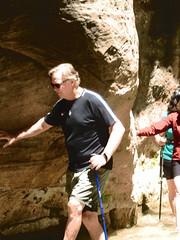 The Narrows (rudyg39) Tags: vacation zionnationalpark springdale utah narrows chuck teri marie