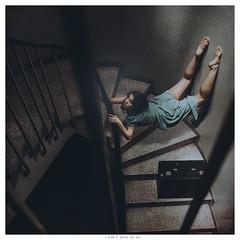 """I don't have to go"" (Ana Luísa Pinto [Luminous Photography]) Tags: aerophobia fear flying analuísapinto analuisapinto luminouslu luminousphotography luminous levitation selfportrait selfportraitartist porto photoshop"