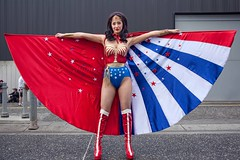 Princess of Themyscira 2 (l plater) Tags: superheroine wonderwoman dccomics 2017supanovaexpo sydneyolympicpark cosplay