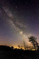 Milky Way over the Ashdown Forest 19th June 2017 (grahamxx) Tags: ngc milkyway milky way astounding image ashdown forest canon staradventurer skywatcher sigma 10mm20mm lightpollution light pollution