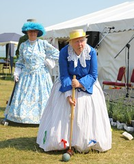 FUNK9226 (Graham Ó Síodhacháin) Tags: broadstairsdickensfestival 2017 croquet victorian dickensian charlesdickens