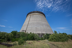 Chernobyl cooling tower (lucien_photography) Tags: chernobyl cooling tower geiger counter radiation tests entering prypiat exclusion zone tchernobyl pripyat nuclear chornobyl ukraine exclusionzone aiea radioactive radioactivity pripiat припять ghost dniepr abandonned
