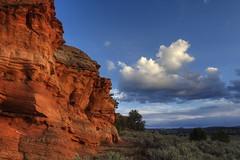 Last light on Button Ridge (Chief Bwana) Tags: az arizona pariaplateau navajosandstone vermilioncliffs buttonridge sunset psa104 chiefbwana