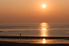 Sonnenuntergang im Watt (muman71) Tags: dsc6729 nikon d300s norderney nordsee