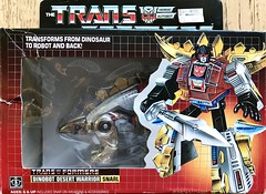 Transformers G1 Snarl (Dooquie) Tags: toycollection toys robots robotcollection transformers snarl