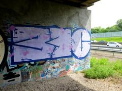 Graffiti A20 (oerendhard1) Tags: graffiti illegal vandalism streetart urban art rotterdam a20 emo ego