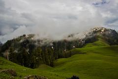 Mist over Makra Peak (mimalkera) Tags: kaghanvalley naran kaghan shogran siripaye payemeadows lakesaifulmalook travelpakistan travelbeautifulpakistan travel wanderlust