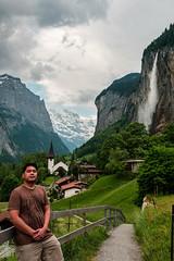 Lauterbrunnen (carlyambao) Tags: switzerland lauterbrunnen europe landscape photo photography coolplace hiking explore newplace summer outdoors wanderlust fujifilm fujixt2