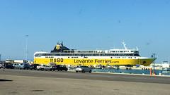 Fior di Levante (RobW_) Tags: fiordilevante ferry boat kyllini peloponnese greece thursday 27apr2017 april 2017