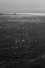 So close, so far away (parenthesedemparenthese@yahoo.com) Tags: dem bw backlighting blackwandwhite couple ete monochrome nb noiretblanc reflections silhouettes sky amour canoneos600d ciel day ef50mmf18ii exterieur hautcontraste highcontrast italia italie italy journée love mer outdoors paisible paysage peacefull scaladeiturchi scalestudy sea seascape seashore sicile sicilia summer vagues waves été