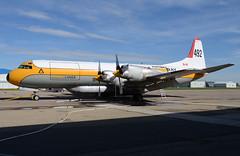 C-GJTZ (John W Olafson) Tags: cgjtz l188c electra lockheed airspray airtanker reddeer zantop