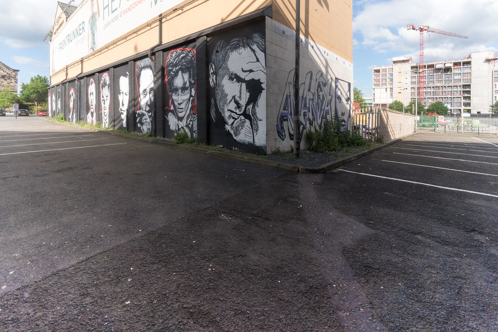 STREET ART AND GRAFFITI IN BELFAST [ANYTHING BUT THE FAMOUS MURALS]-129193