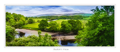 Ruskin's View (Kev Walker ¦ 8 Million Views..Thank You) Tags: architecture beautiful britishculture building canon1100d canon1855mm colorfull england hdr kirkbylonsdale lancashire northwest panorama panoramic traditional