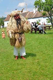 Folk dress ( Mohacs city Hungary )