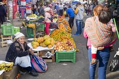 El mercado...Huancayo (geolis06) Tags: olis06 pérou peru 2016 amériquedusud southamerica huancayo portrait indien indian em5olympus olympusm1240mmf28 marché market mercado