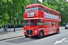 RML2546 (stavioni) Tags: routemaster double decker red london transport bus brigits bakery tour afternoon tea aec rml 2546 rml2546 park royal jjd546d