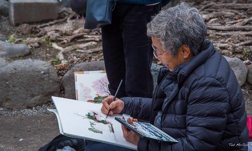 2017 - Kamakura - Tsurugaoka Hachimangu Shrine - 8 of 9