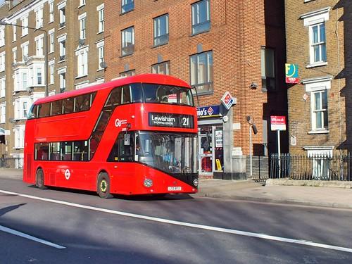 Go Ahead London Central - LT872 - LTZ1872