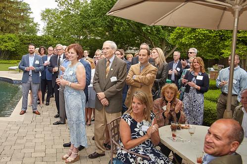 Charlton Reception, June 2017