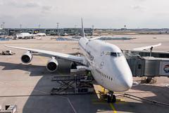 Boeing 747-830 - D-ABYJ - Lufthansa (The_Anorak) Tags: boeing 747 747830 7478i intercontinental lufthansa lh404 dlh404 frankfurtammain newyork johnfkennedy jfk civil passenger plane aircraft airliner airplane aeroplane jumbojet 7478 germany hesse europe unitedstates us longhaul 13th april 2017 queenoftheskies dabyj hannover
