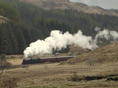 Black 5 (feroequineologist) Tags: black5 45212 wcrc lms railway train steam jacobite