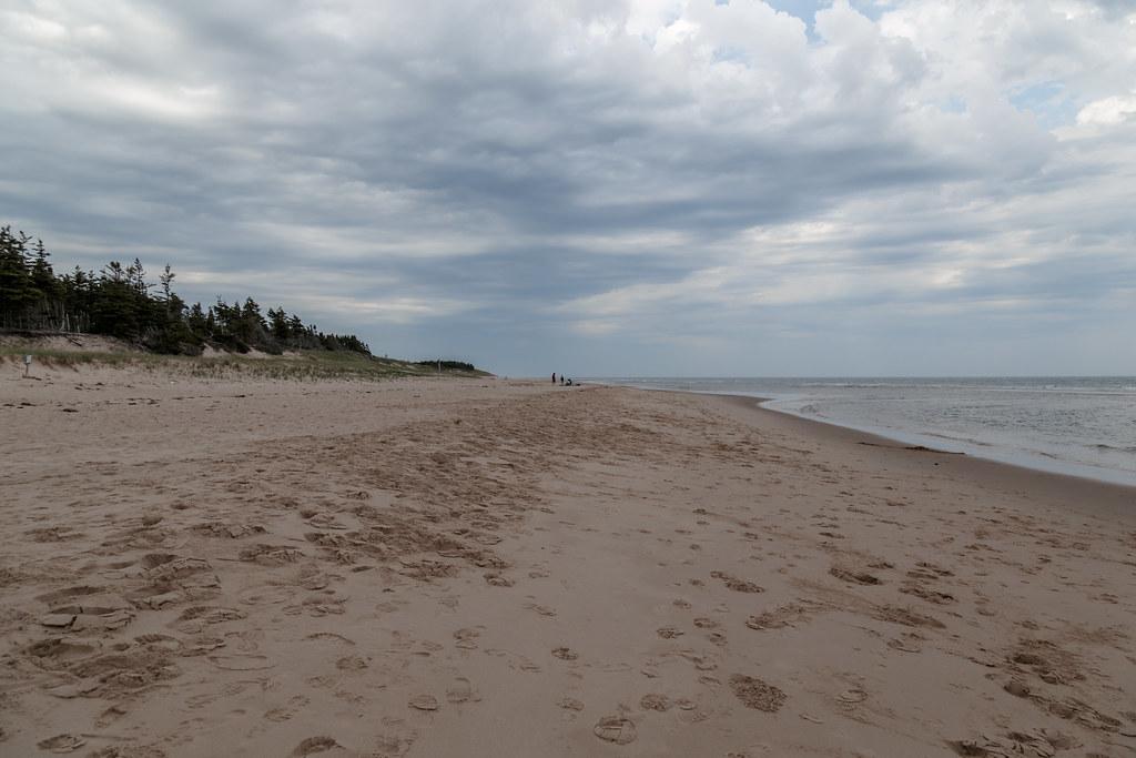 Singing Sands Beach, Prince Edward Island