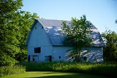 Evening Barn (The Good Brat) Tags: illinois us barn evening light directional