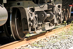 Keep Those Wheels Turning (craigsanders429) Tags: wheels steelwheels railroads passengercars