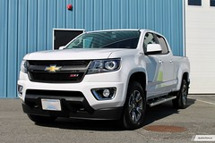 Chevy Colorado Z71 Clear Bra Project