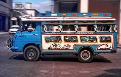 Haiti, Vintage Tap-Tap (gerard eder) Tags: world travel reise viajes america centralamerica caribbean caribbeansea caribe karibik haiti portauprince traffic cars minibus taptap street streetlife streetart outdoor city ciudades städte bus